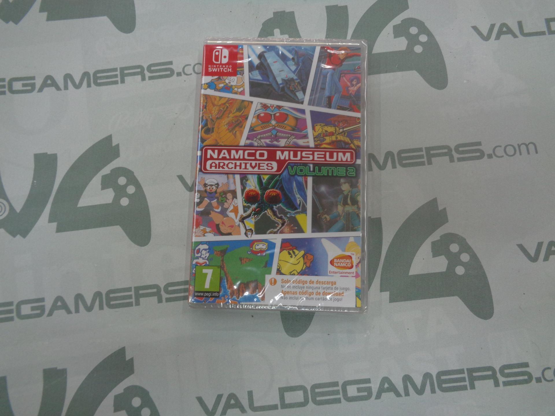 Namco Museum Archives Volumen 2 - NUEVO