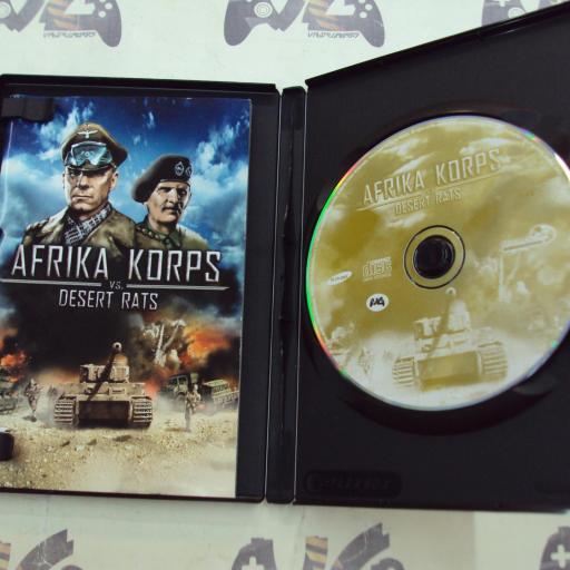 Afrika Corps vs Desert Rats [1]