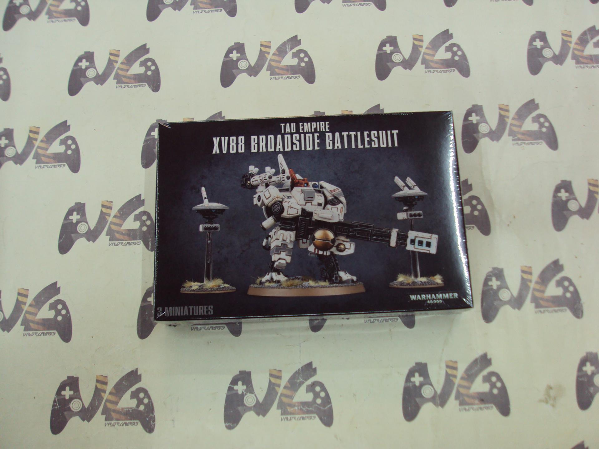 TAU EMPIRE XV88 BROADSIDE BATTLESUIT - NUEVO