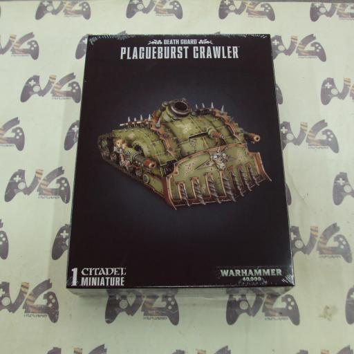 DEATH GUARD PLAGUEBURST CRAWLER - NUEVO
