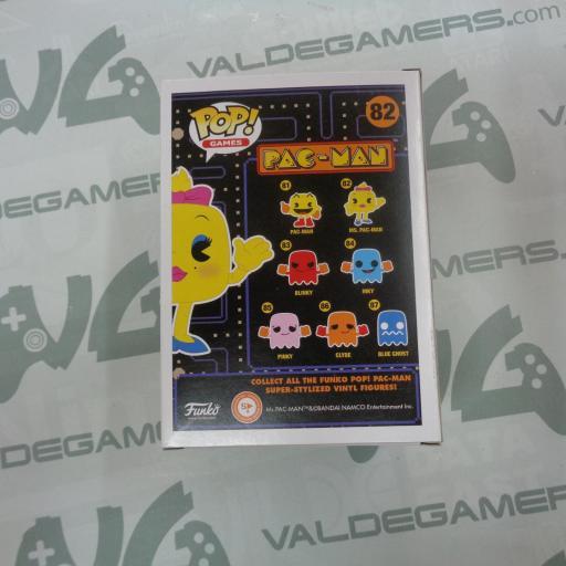 Funko Pop - Ms. Pac- Man [1]