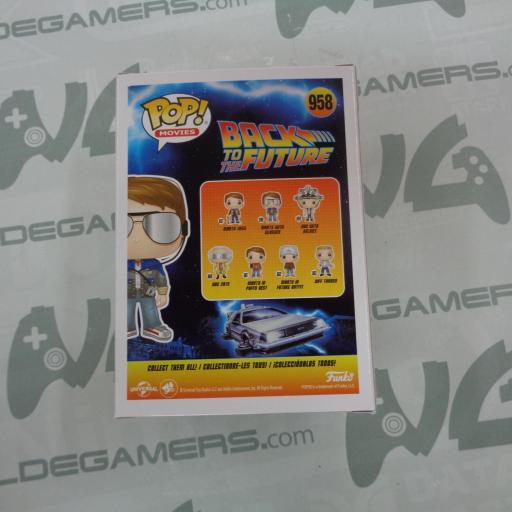 Funko Pop - Marty With Glasses - 958 [1]