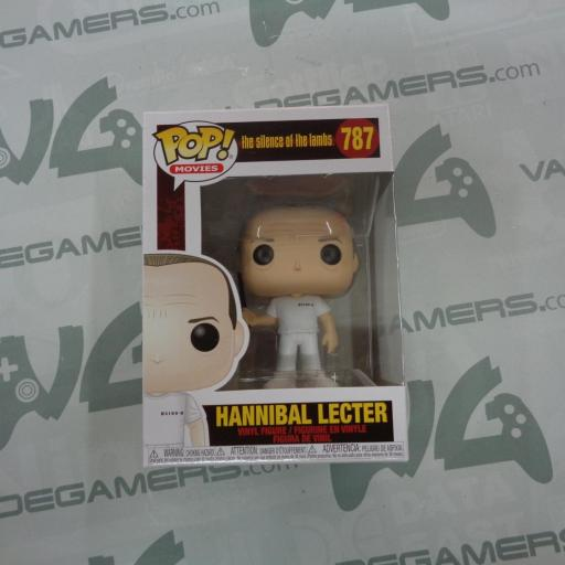 Funko Pop - Hannibal Lecter - 787