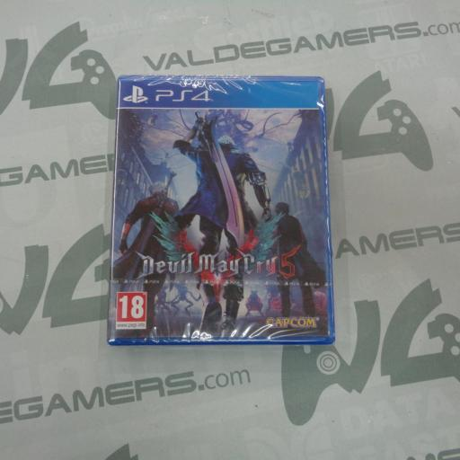 Devil May Cry 5 - NUEVO