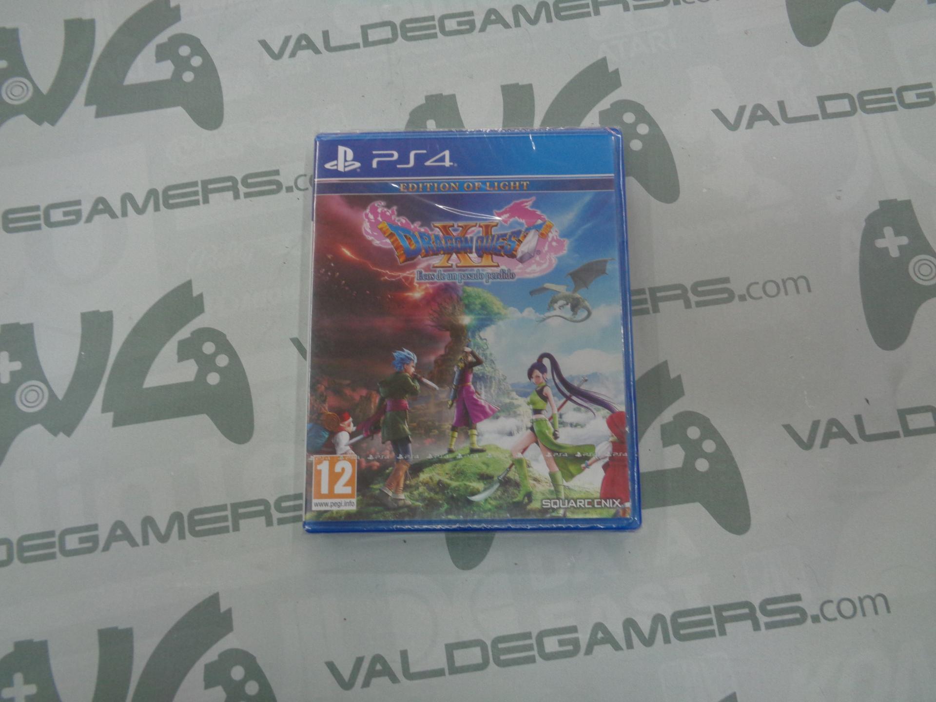 Dragon Quest XI : Ecos de un Pasado Perdido Edition of Light - NUEVO