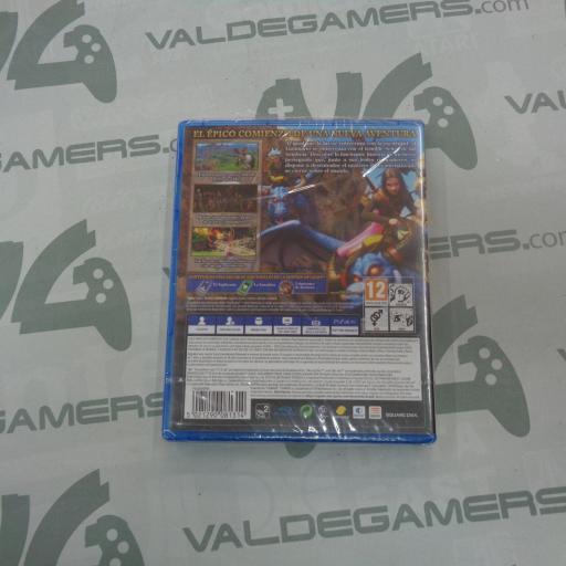 Dragon Quest XI : Ecos de un Pasado Perdido Edition of Light - NUEVO [1]