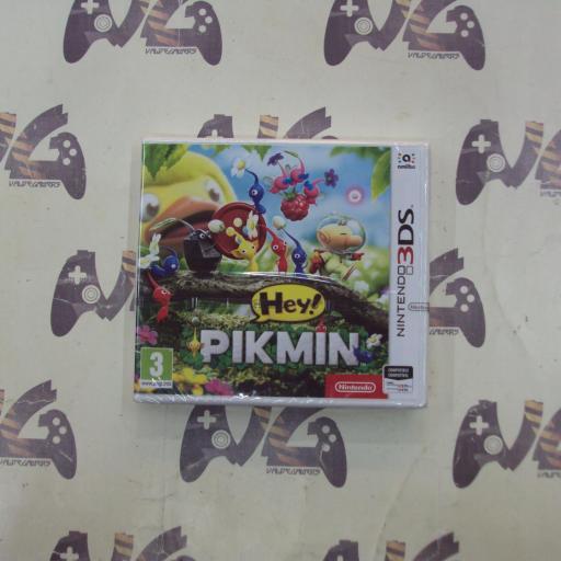 Hey! Pikmin - NUEVO