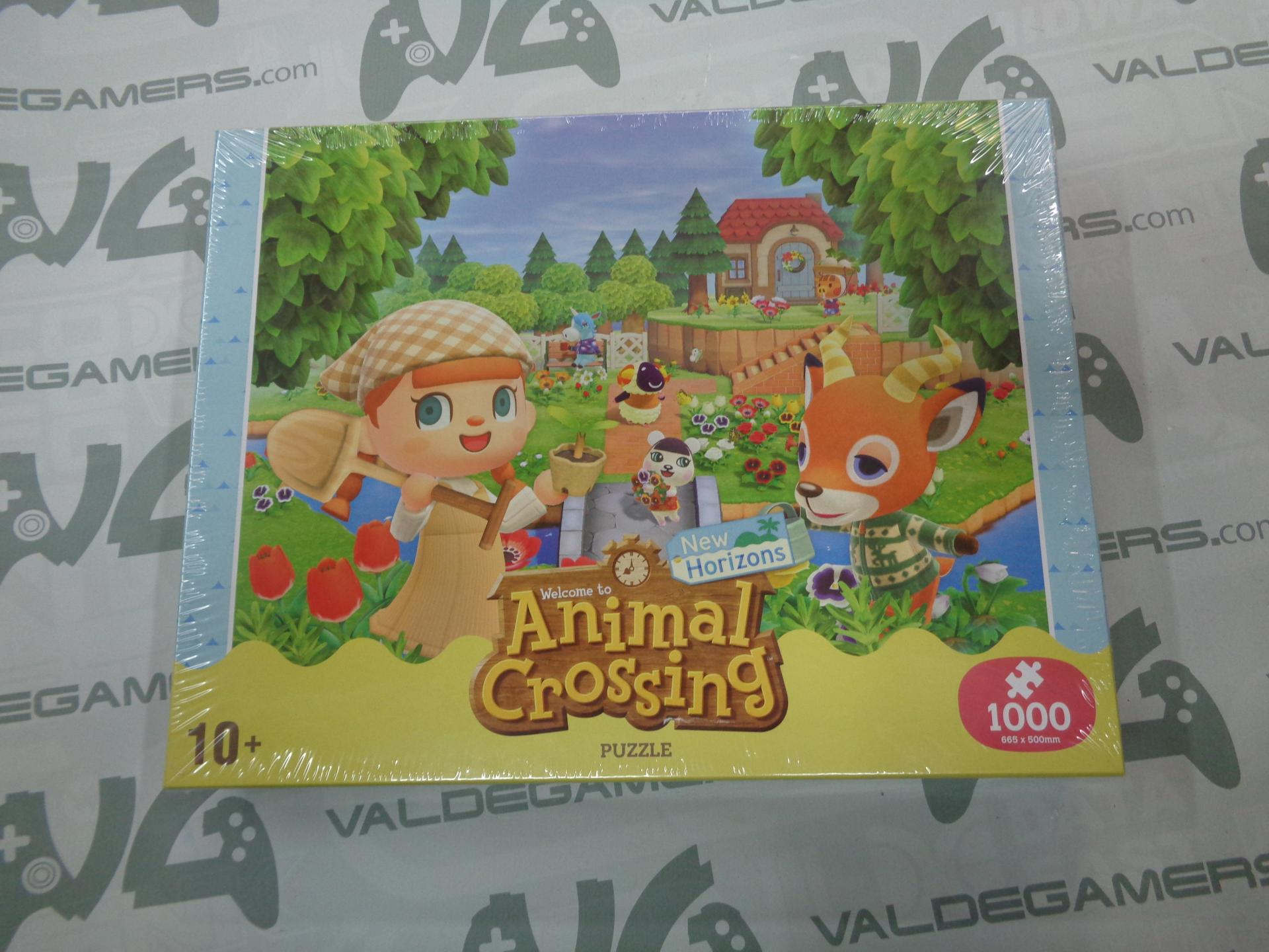 Puzzle Animal Crossing