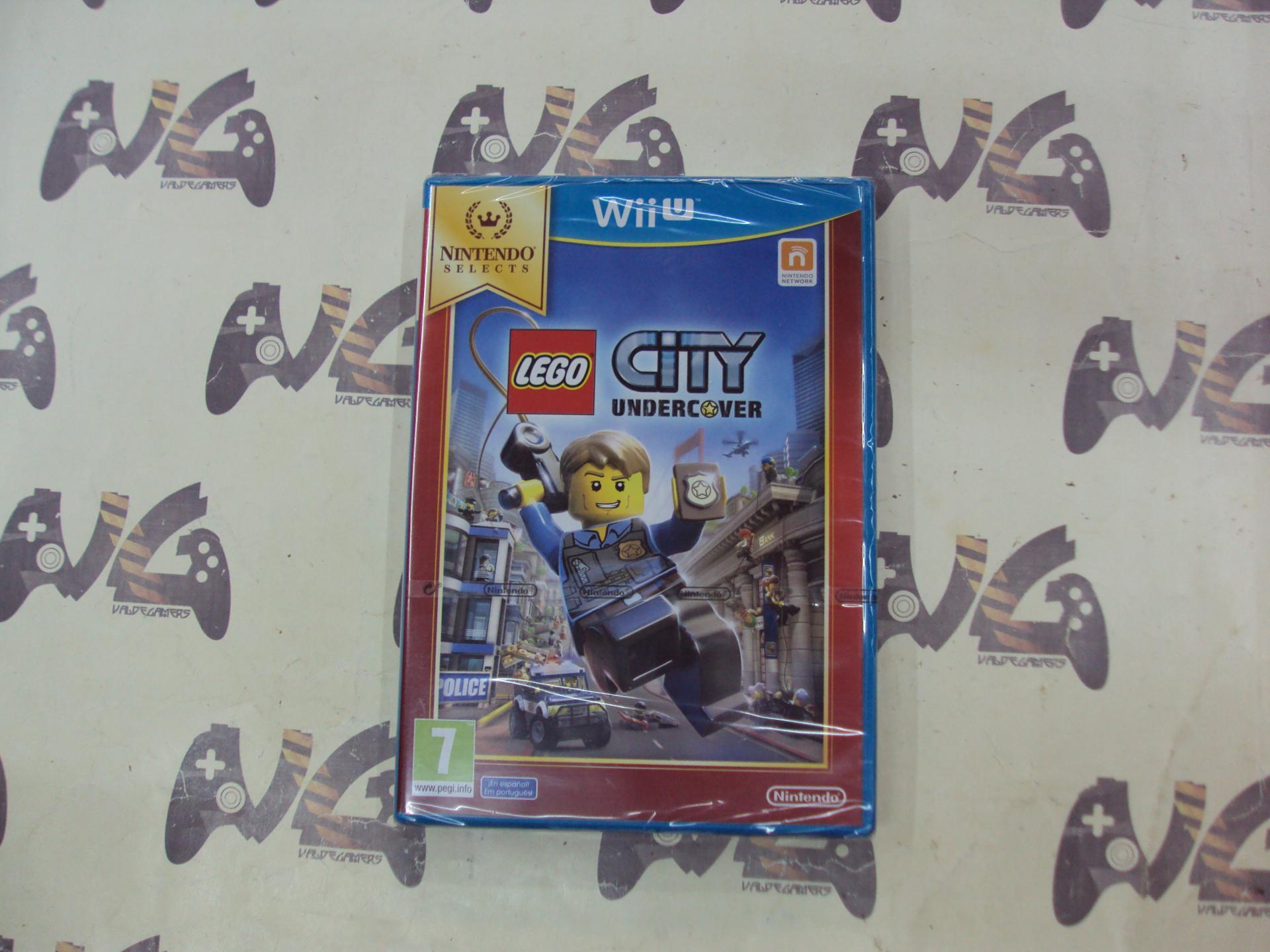 Lego City Undercover - NUEVO