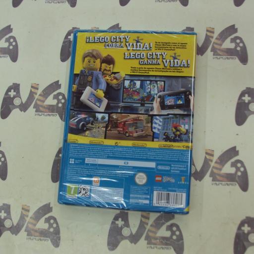 Lego City Undercover - NUEVO [1]