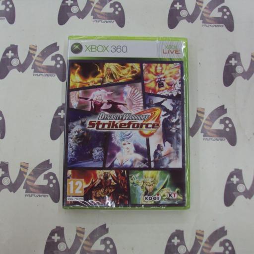 Dynasty Warriors: Strikeforce - NUEVO