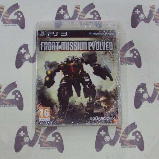 Front Mission Evolved - NUEVO