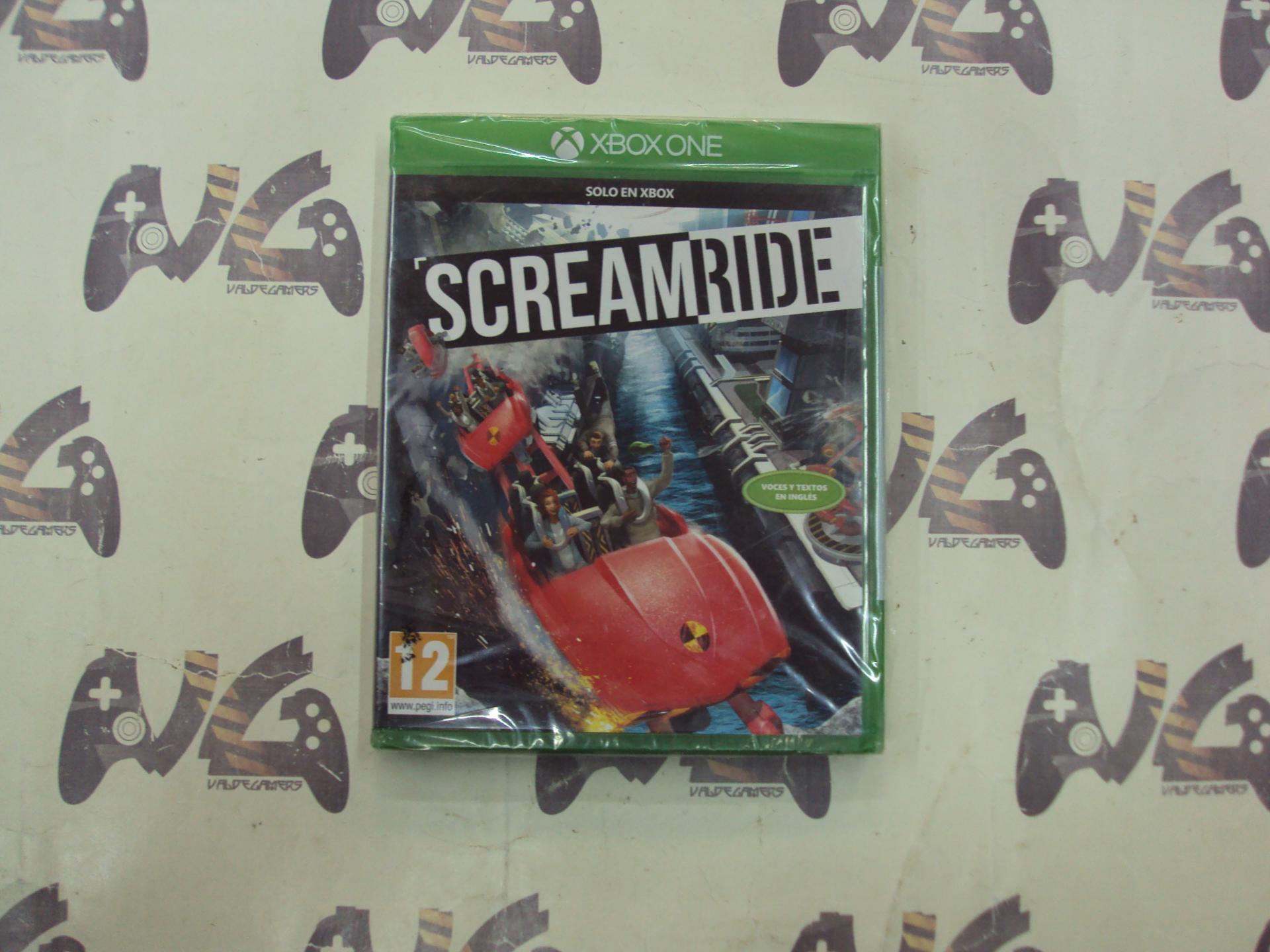 Screamride - NUEVO