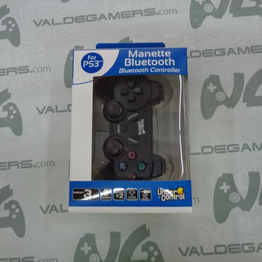 Mando PS3 Negro compatible - NUEVO