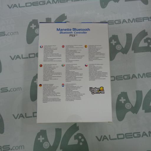 Mando PS3 Negro compatible - NUEVO [1]