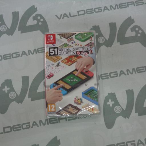 51 Worldwide Games - NUEVO