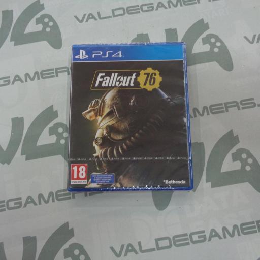 Fallout 76 - NUEVO