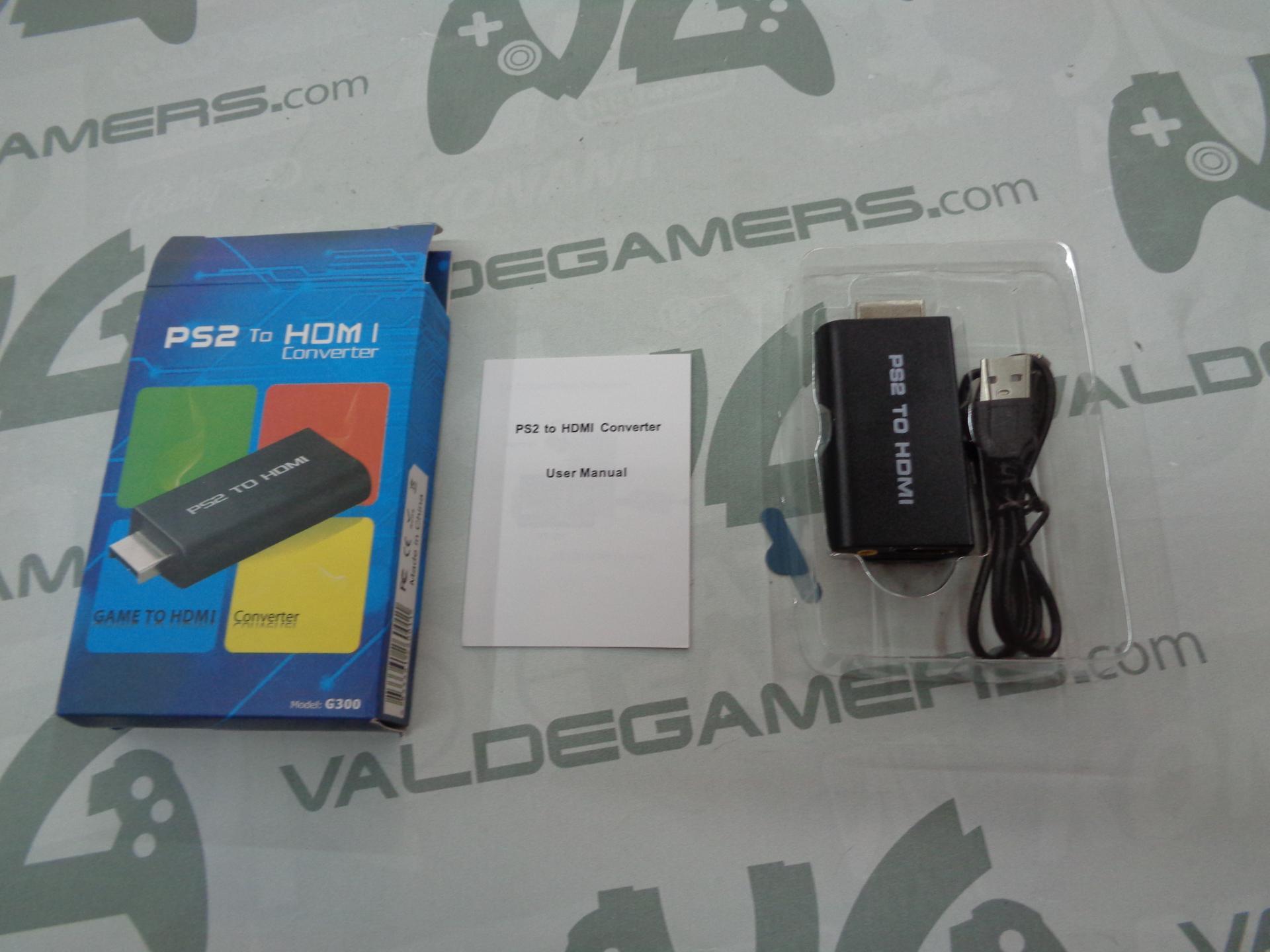 PS2 a HDMI convertidor Adaptador - NUEVO
