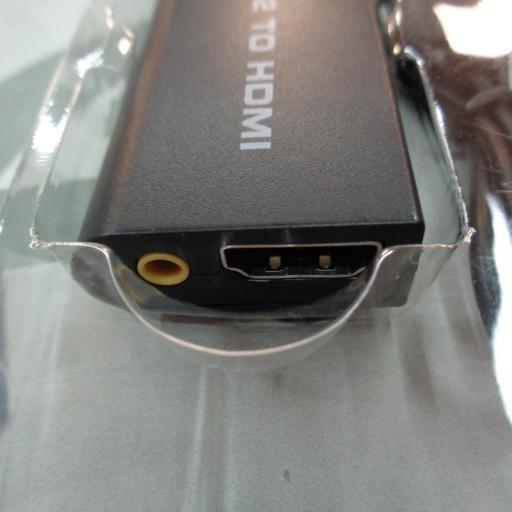 PS2 a HDMI convertidor Adaptador - NUEVO [2]