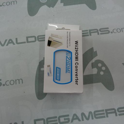 WII a HDMI convertidor Adaptador - NUEVO