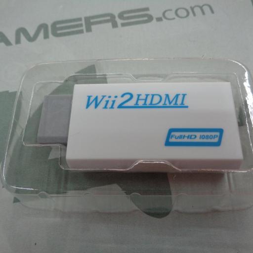 WII a HDMI convertidor Adaptador - NUEVO [1]