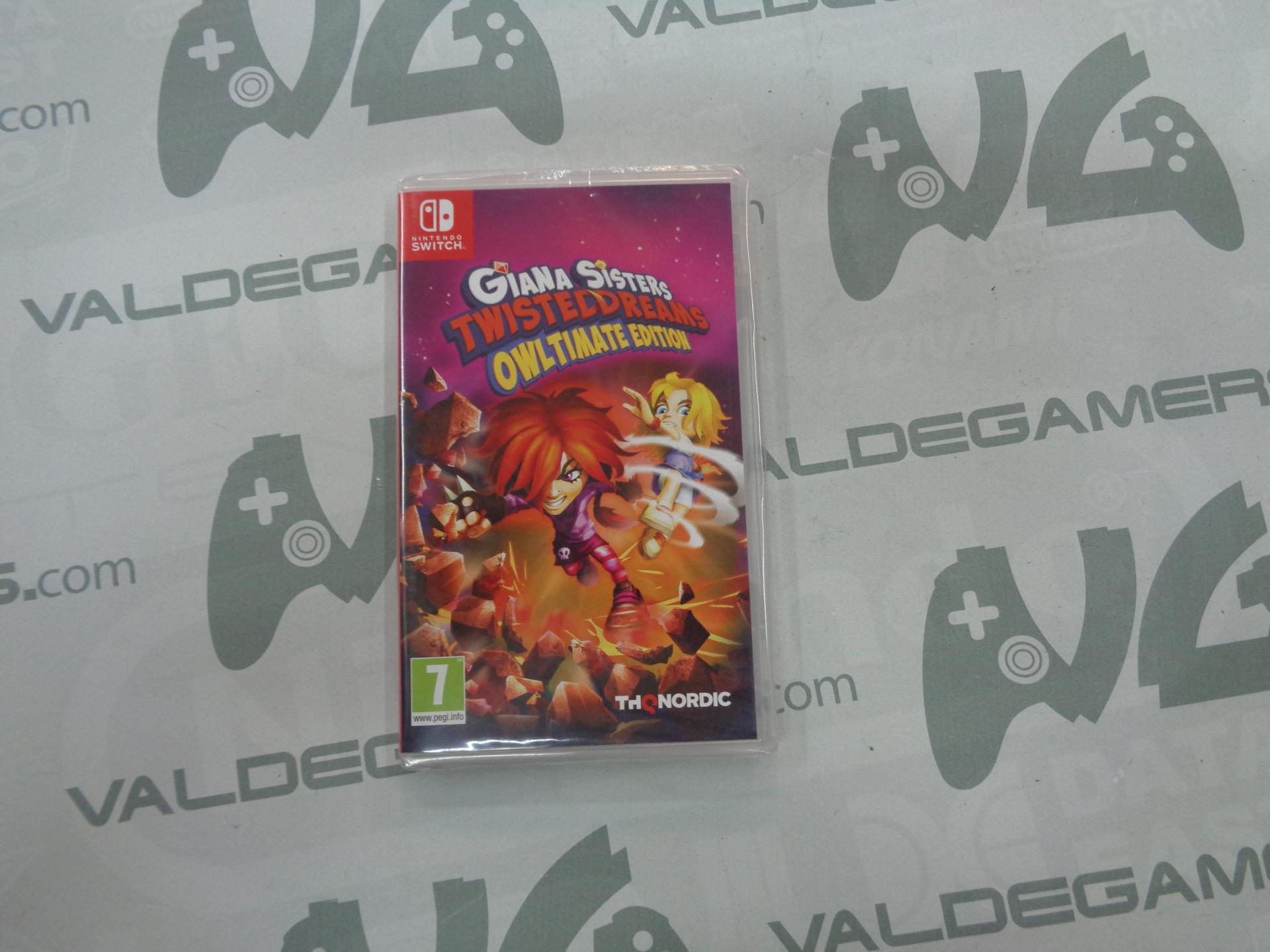 Giana Sisters : Twisted Dreams - Owltimate Edition - NUEVO