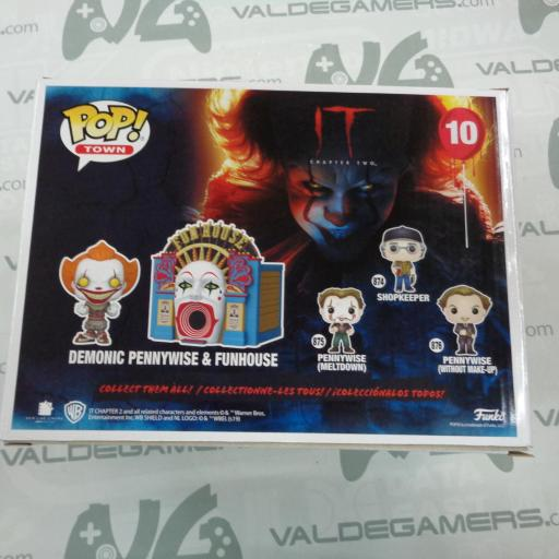 Funko Pop - Demonic Pennywise With Funhouse - 10 [1]