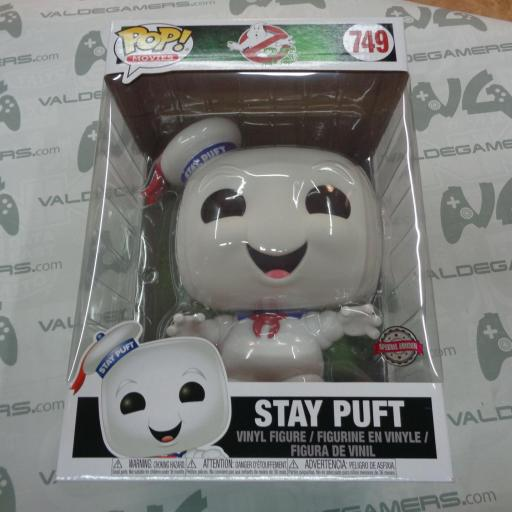 Funko Pop - Stay Puft  - 749 special edition [0]