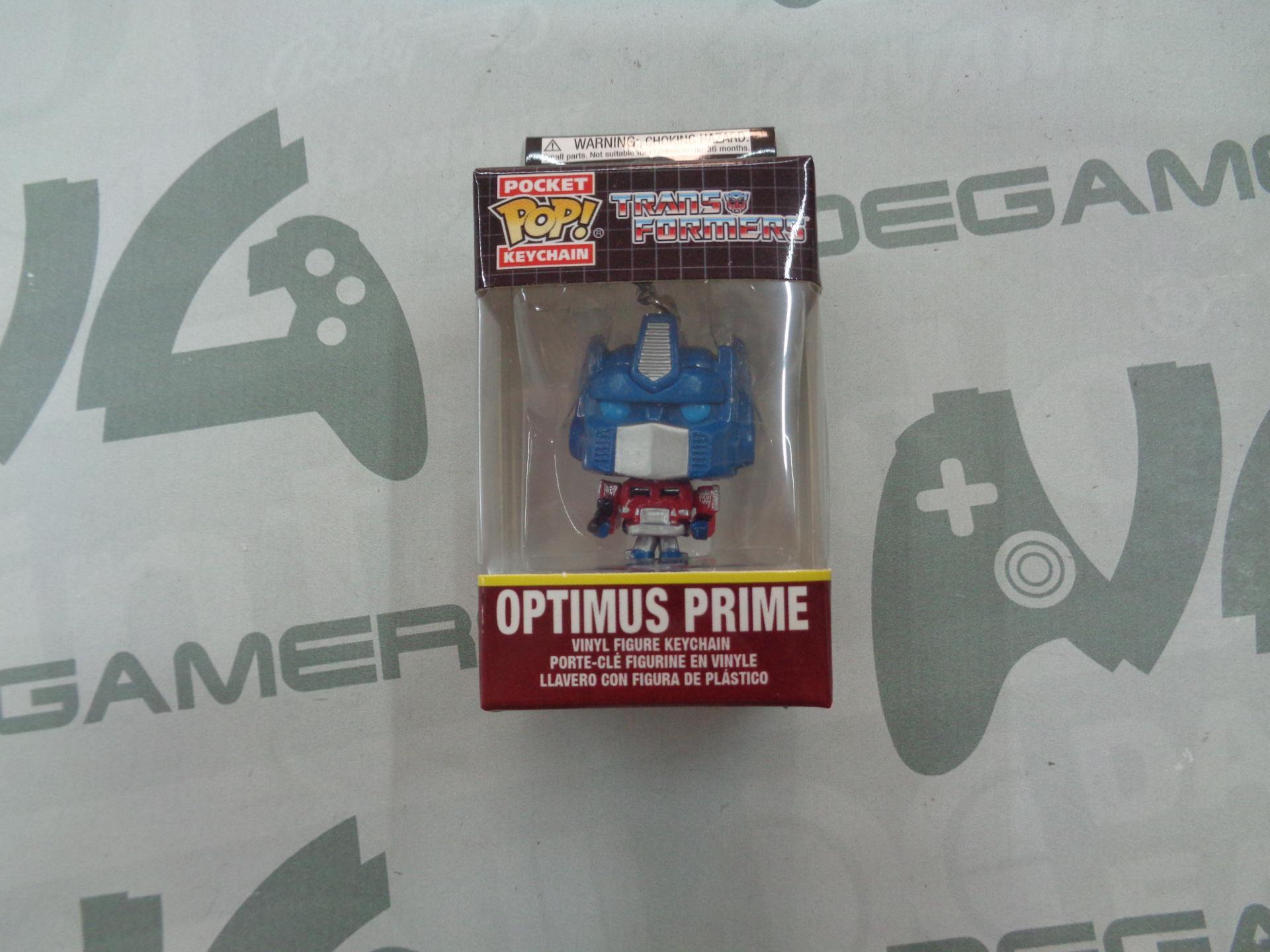 Llavero Funko Pop - Optimus Prime