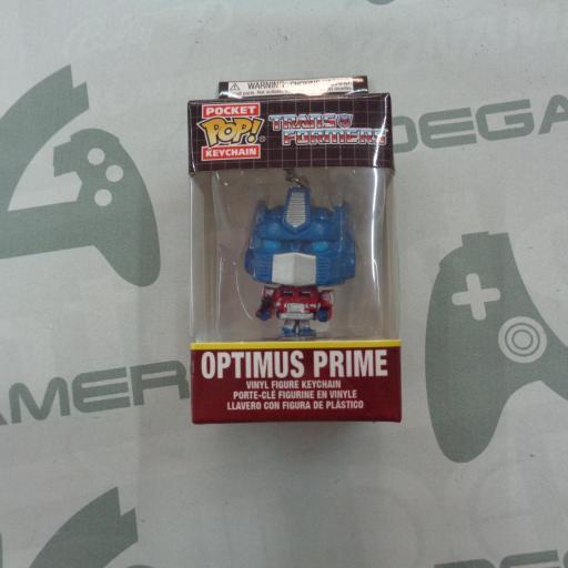 Llavero Funko Pop - Optimus Prime [0]
