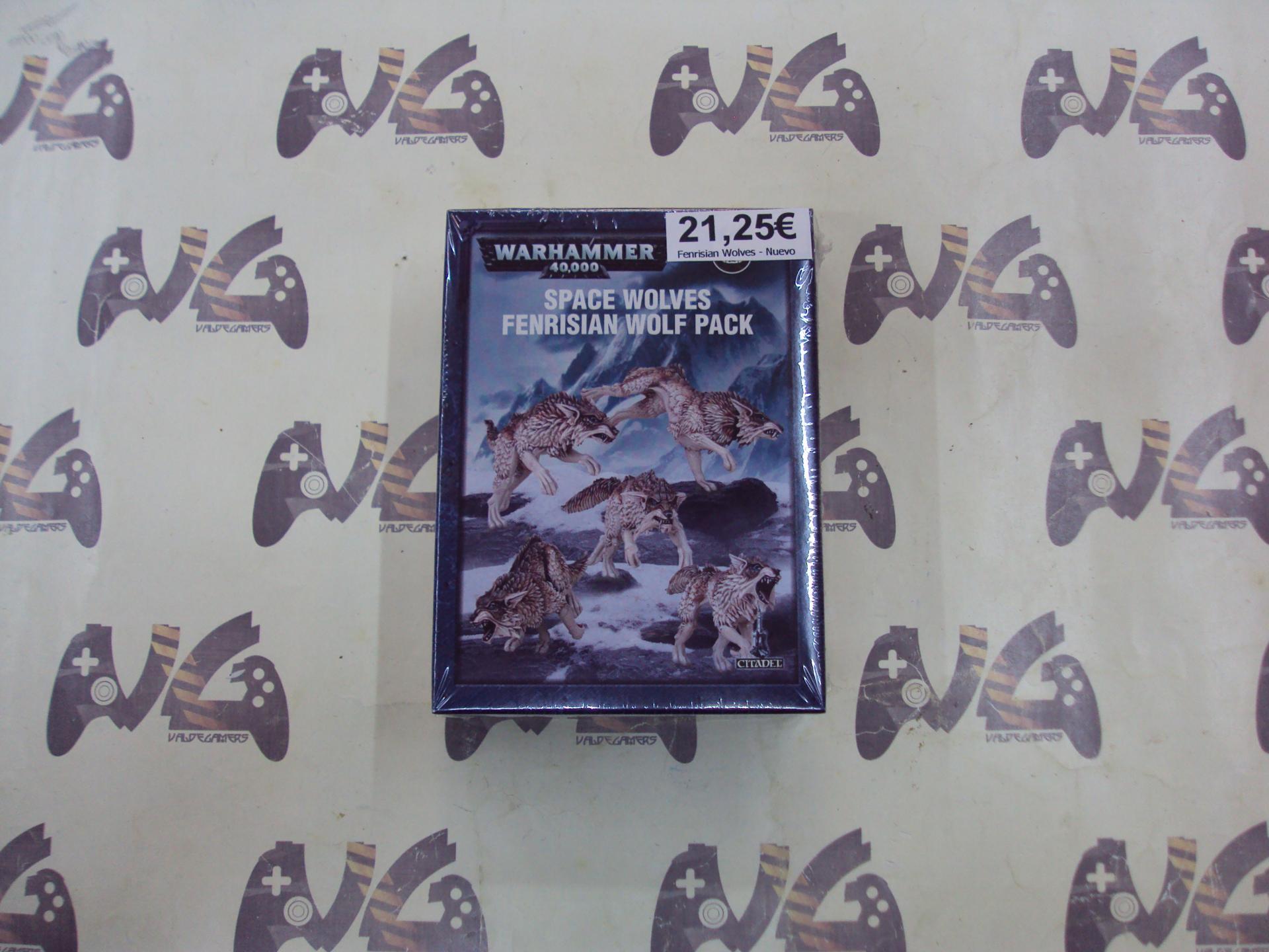Fenrisian Wolves - NUEVO