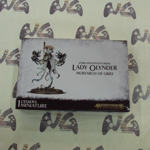 NIGHTHAUNT LADY OLYNDER - NUEVO [0]