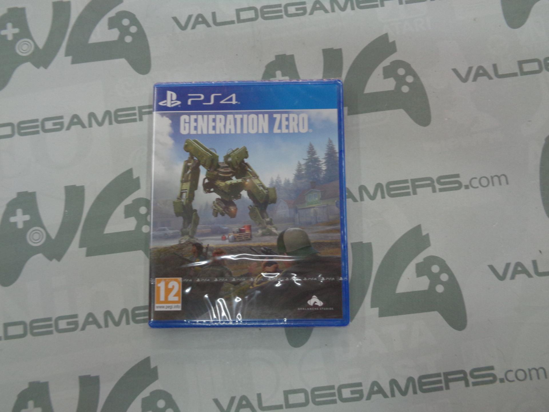 Generation Zero - NUEVO