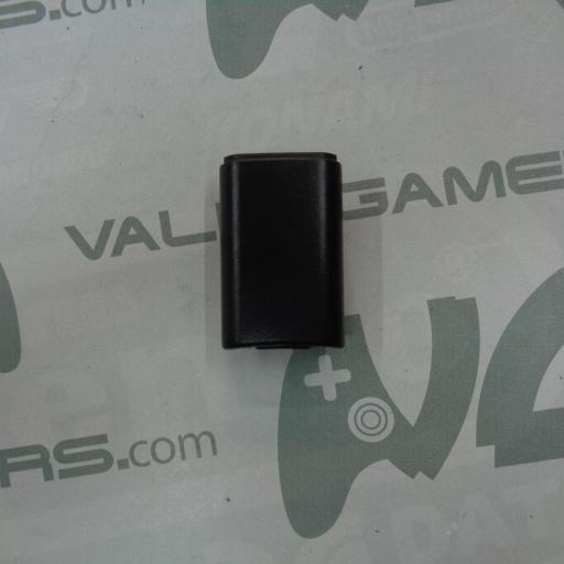 Tapa Pilas De Mando Xbox 360 - NUEVO Negro / Blanco