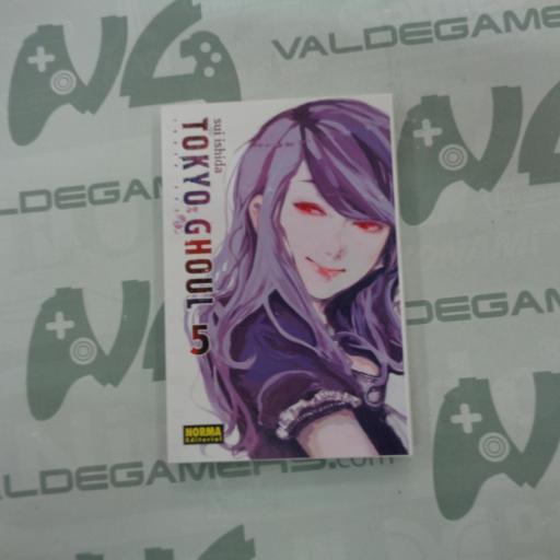 Tokyo Ghoul  5 / 6 / 7 / 8 - Manga [0]