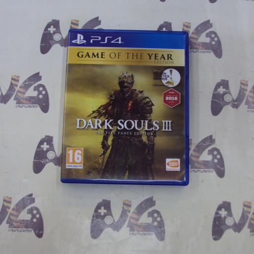 Dark Souls III: The Fire Fades Edition GOTY