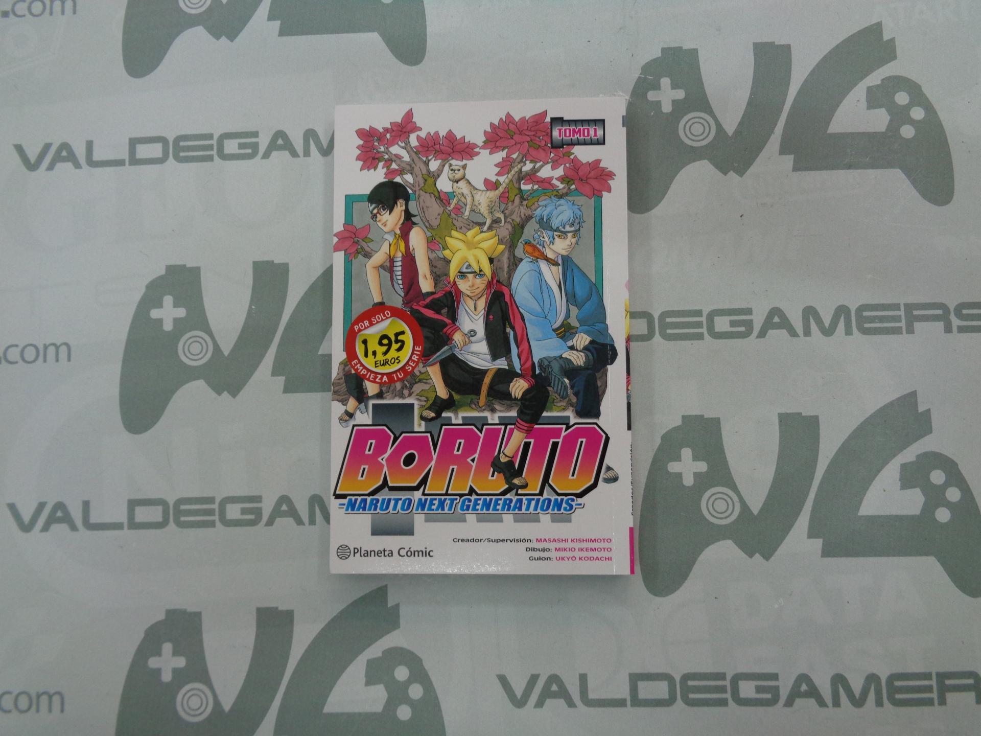 Boruto 1 - Manga