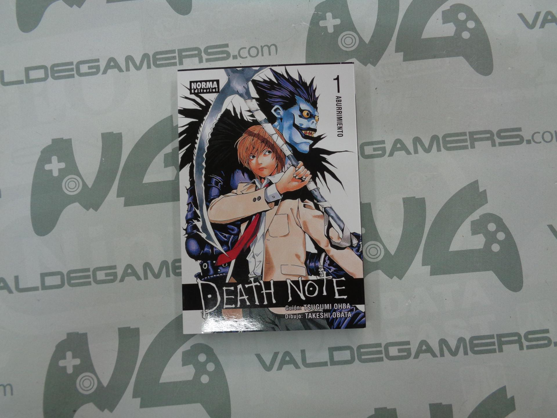 Death Note 1 / 3 / 4 - Manga