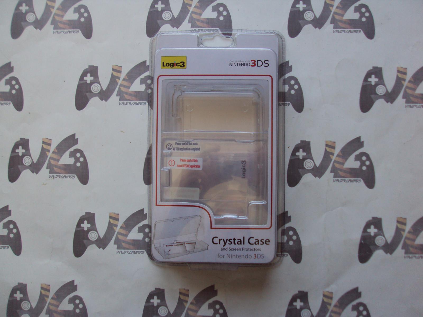 protector de carcasa crystal + laminas protectores de pantallas