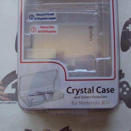 protector de carcasa crystal + laminas protectores de pantallas [1]