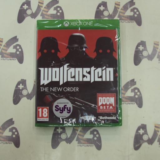 Wolfenstein: The New Order - NUEVO