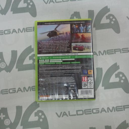 Grand Theft Auto V [1]