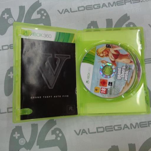Grand Theft Auto V [2]