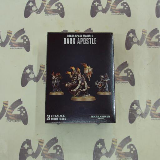 Dark Apostle - NUEVO