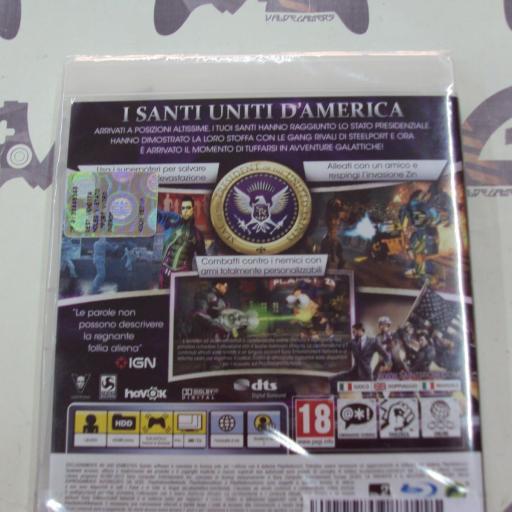 Saints Row IV Commander In Chief - Limited Edition - NUEVO [1]