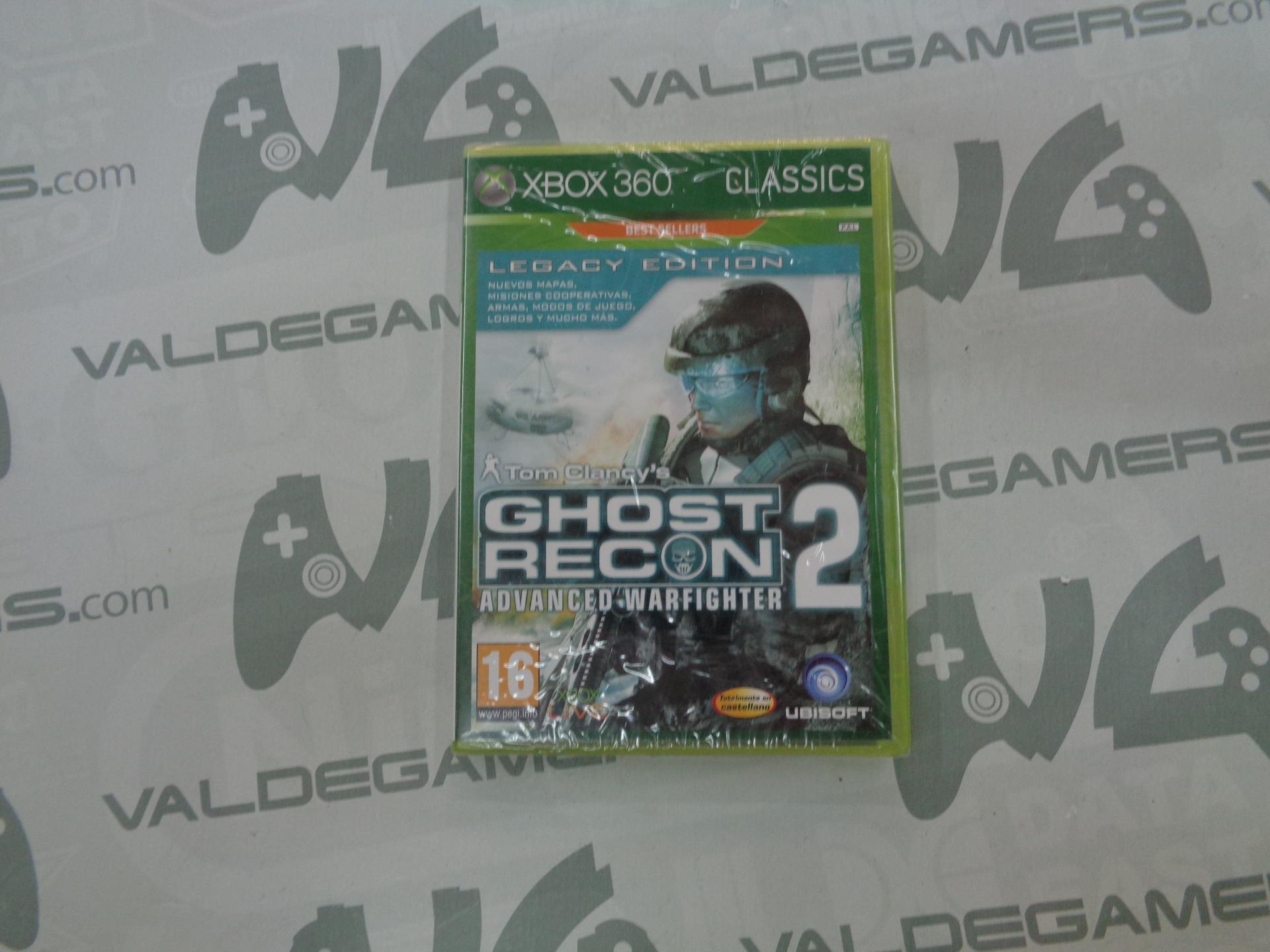 Ghost Recon Advanced Warfighter 2 - NUEVO