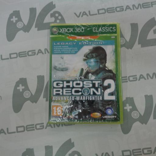 Ghost Recon Advanced Warfighter 2 - NUEVO