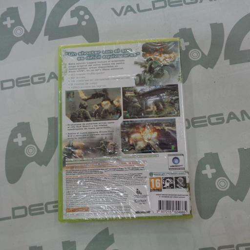 Ghost Recon Advanced Warfighter 2 - NUEVO [1]