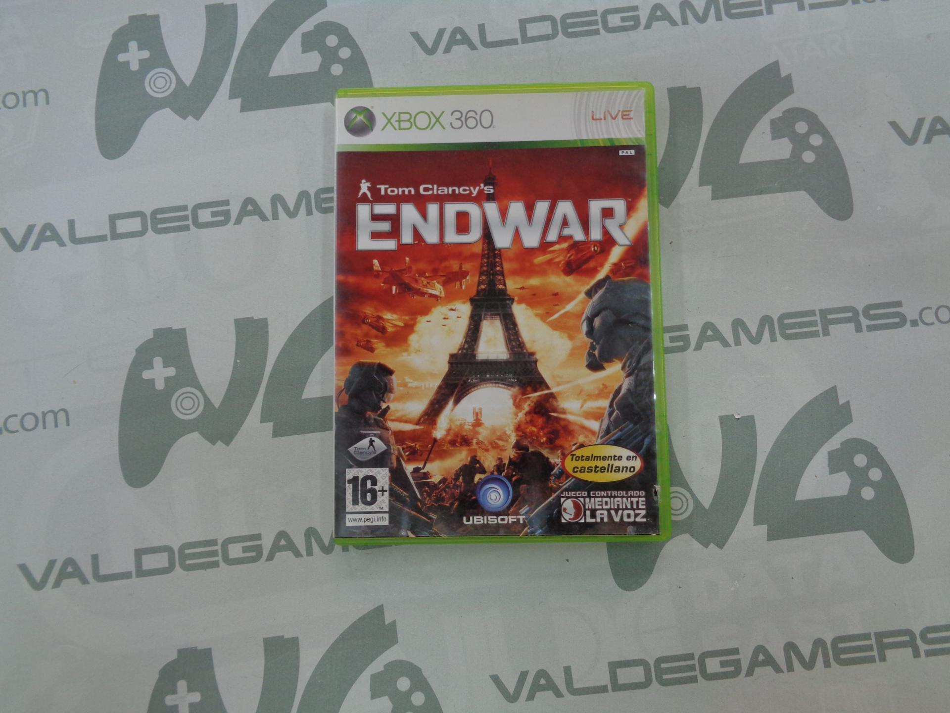 Tom Clancy´s EndWar