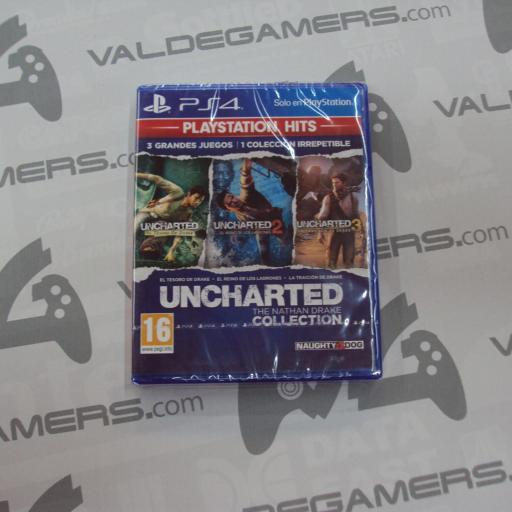 Uncharted: The Nathan Drake Collection - NUEVO